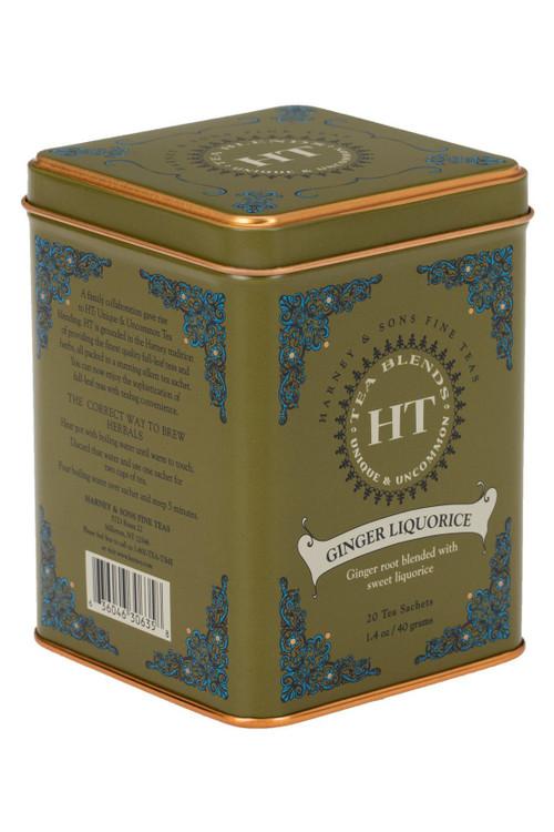 Harney & Sons - Ginger Liquorice Tea
