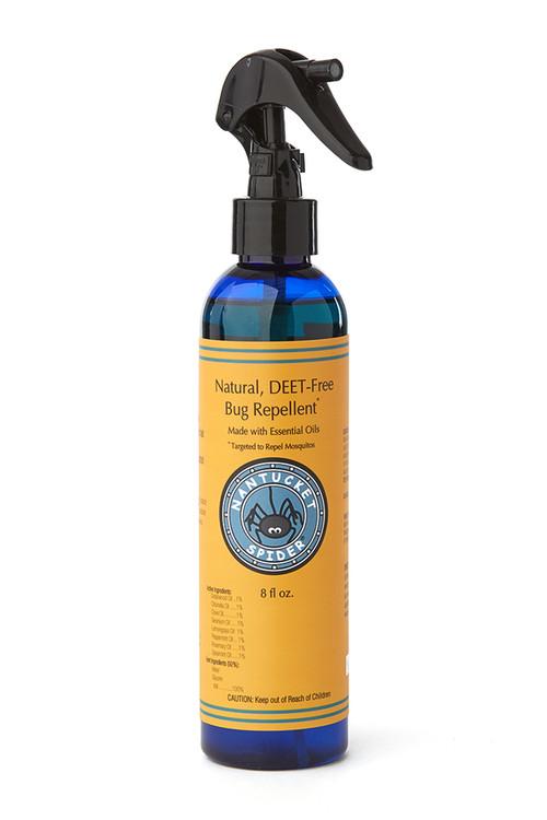 Nantucket Spider - The Original. Natural Bug Repellent 8 oz