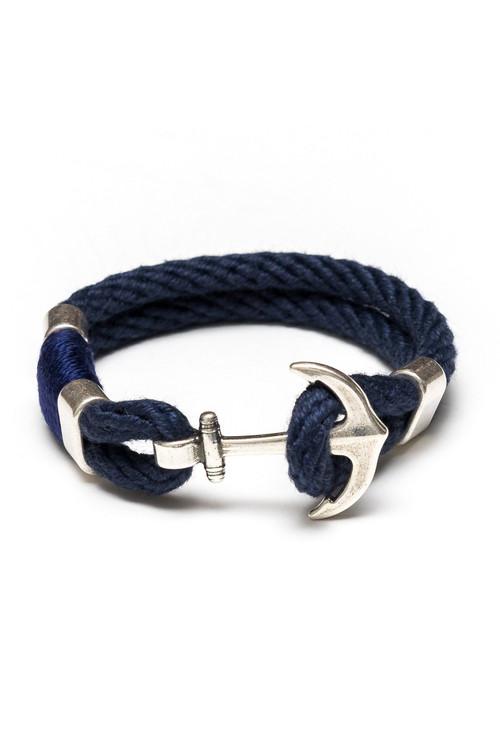 Allison Cole Jewelry - Waverly (Navy/Navy/Silver)
