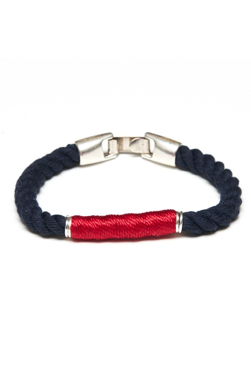 Allison Cole Jewelry - Beacon (Navy/Red/Silver)