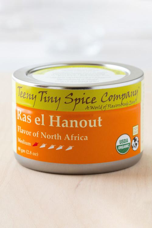 Teeny Tiny Spice Co - Organic Das el Hanout