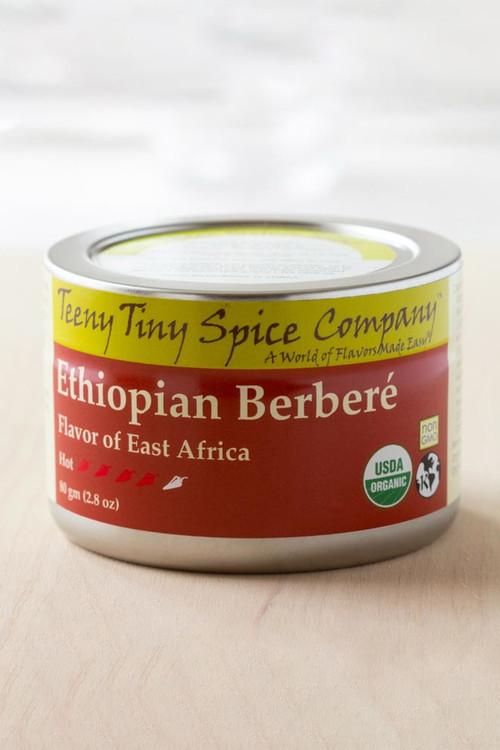 Teeny Tiny Spice Co - Organic Ethiopian Berberé