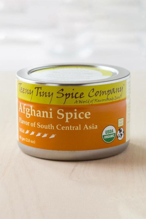 Teeny Tiny Spice Co - Organic Afghani Spice
