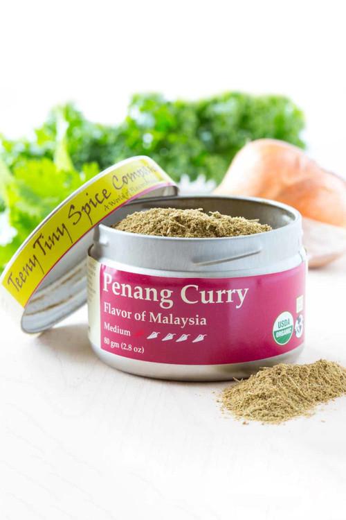 Teeny Tiny Spice Co - Organic Penang Curry