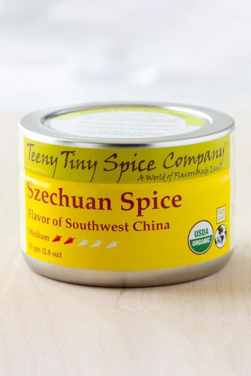 Teeny Tiny Spice Co - Organic Szechuan Spice
