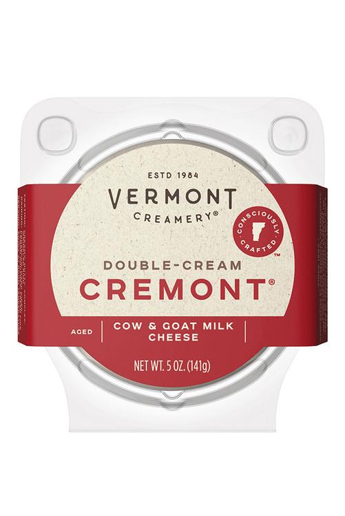 Vermont Creamery - Double-Cream Cremont