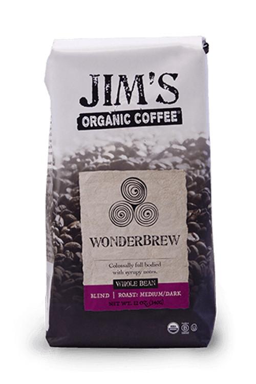 Jim's Organic Coffee - Wonderbrew