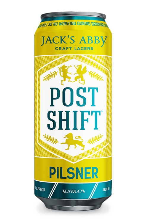 Jack's Abby - Post Shift Pilsner (6pk)