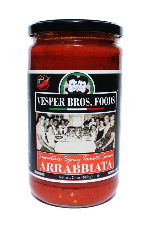 Vesper Bros Foods - Arrabiata Sauce