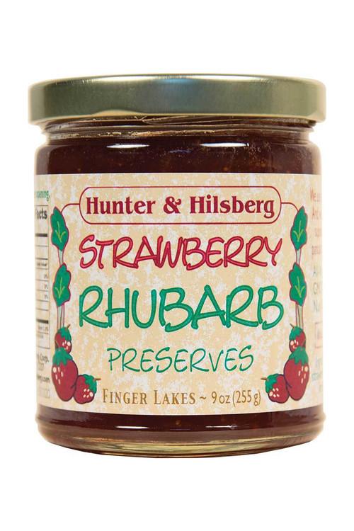 Hunter & Hilsberg - Strawberry Rhubarb Preserves