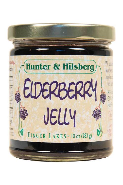 Hunter & Hilsberg - Elderberry Jelly