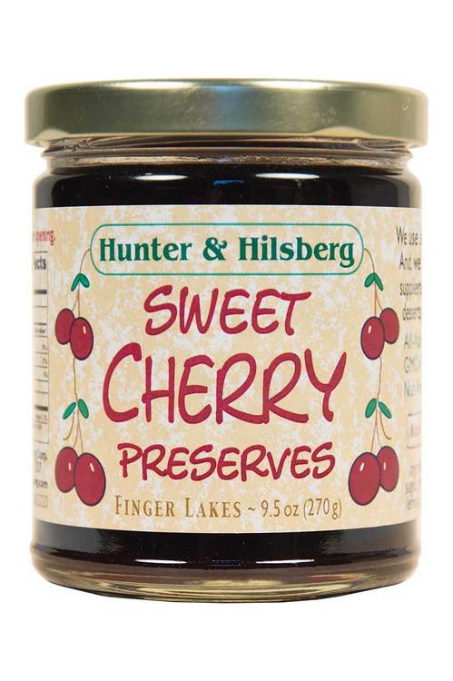 Hunter & Hilsberg - Sweet Cherry Preserves