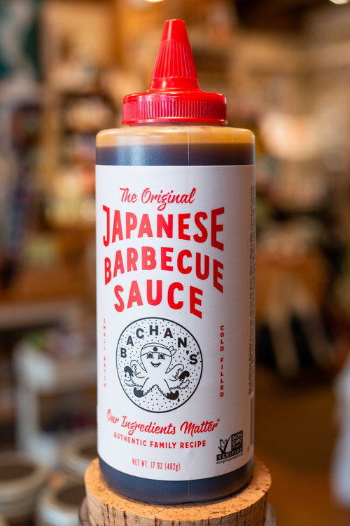 Bachan's - The Original Japanese Barbecue Sauce