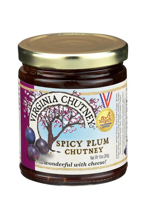 Virginia Chutney - Spicy Plum Chutney