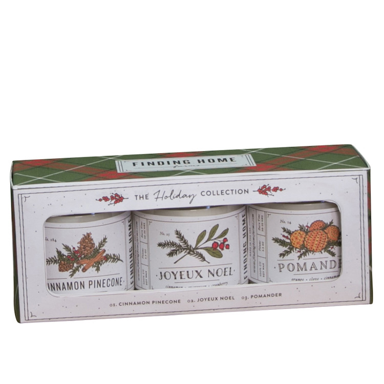 Finding Home Farms - Holiday Collection Trio