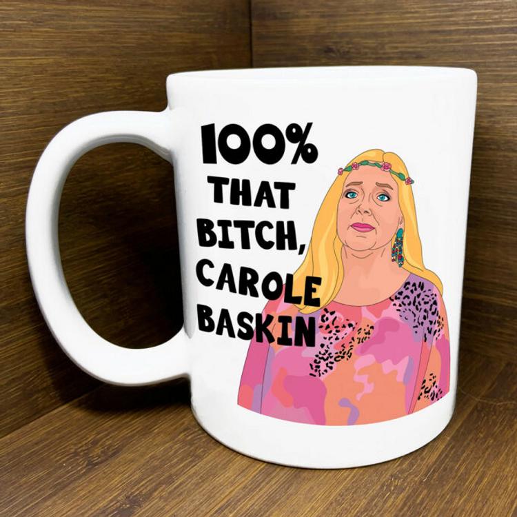 Citizen Ruth - 100% That B*tch, Carole Baskin Mug