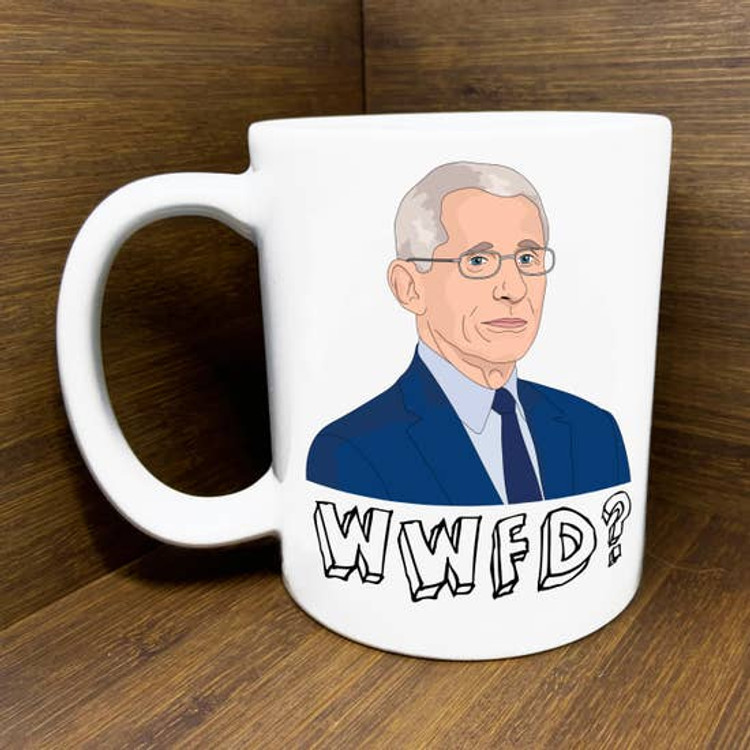 Citizen Ruth - Dr. Fauci Mug
