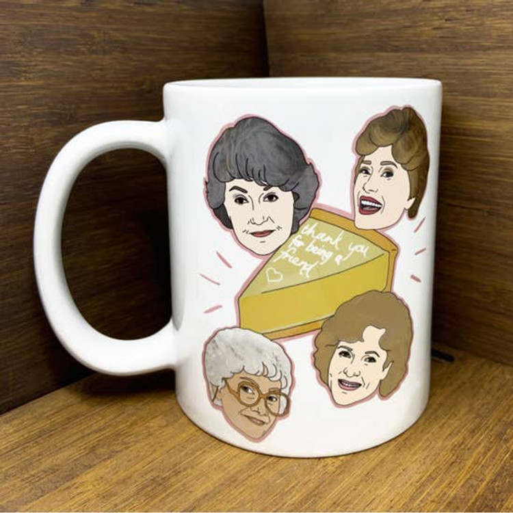 Citizen Ruth - Golden Girls Mug