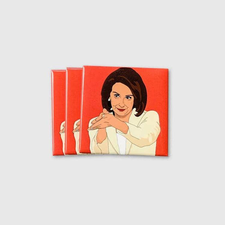 Citizen Ruth - Nancy Pelosi Clap Back Magnet