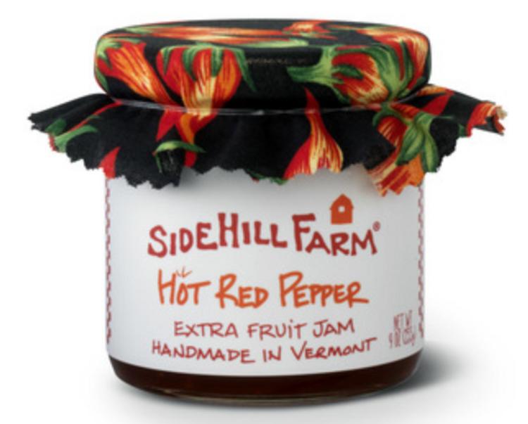 Sidehill Farm - Hot Red Pepper Jam