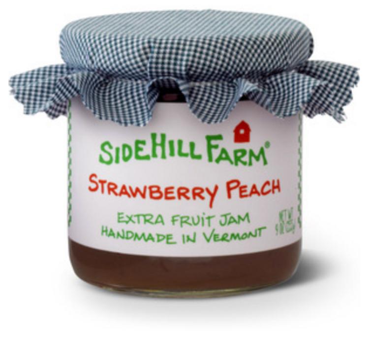Sidehill Farm - Strawberry Peach Jam