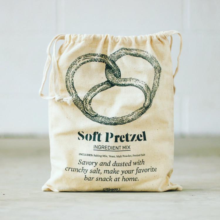 Farm Steady - Soft Pretzel Baking Mix