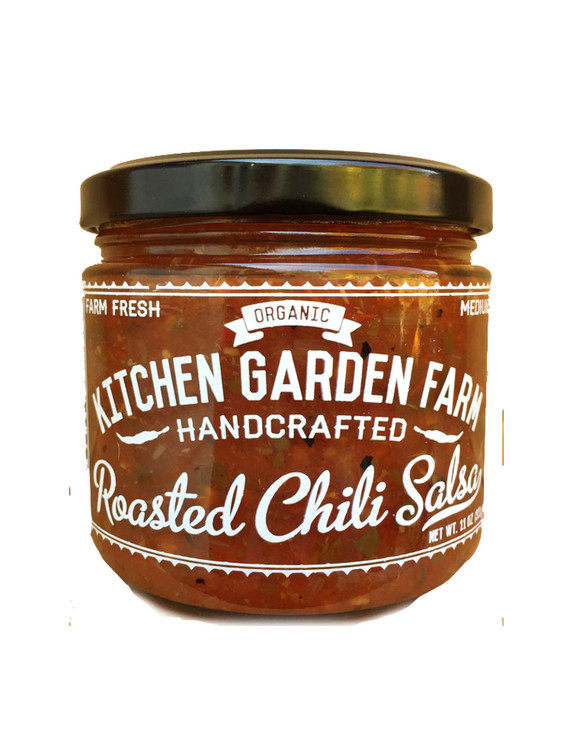 Kitchen Garden Farm - Roasted Chili Salsa