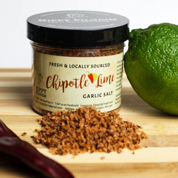 Hippy Pilgrim - Chipotle Lime Garlic Salt