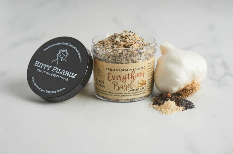 Hippy Pilgrim - Everything Bagel Garlic Salt