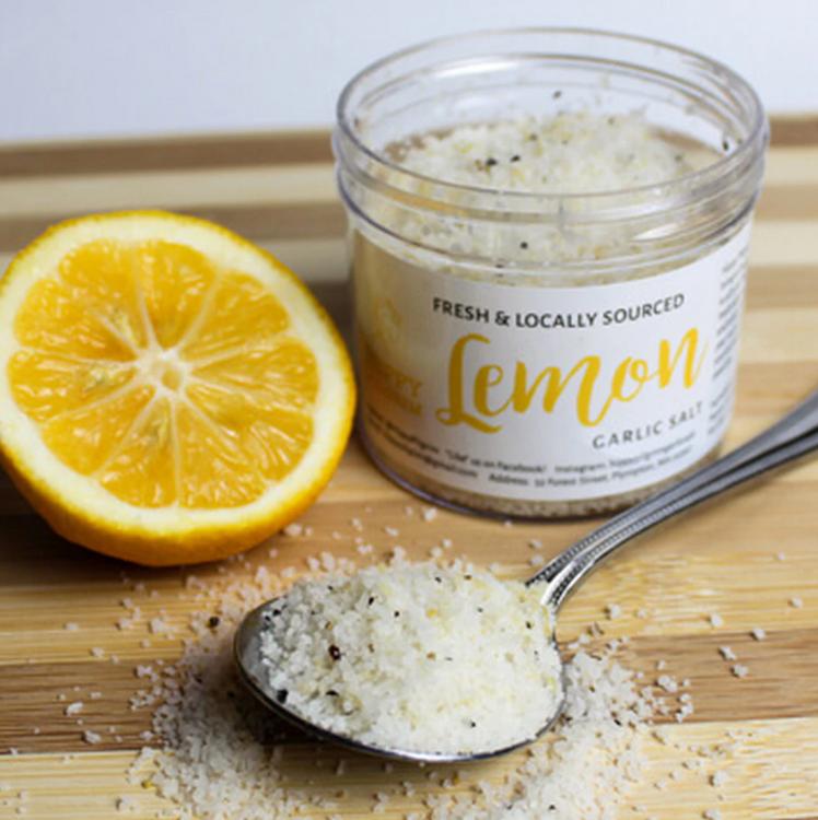 Hippy Pilgrim - Lemon Garlic Salt