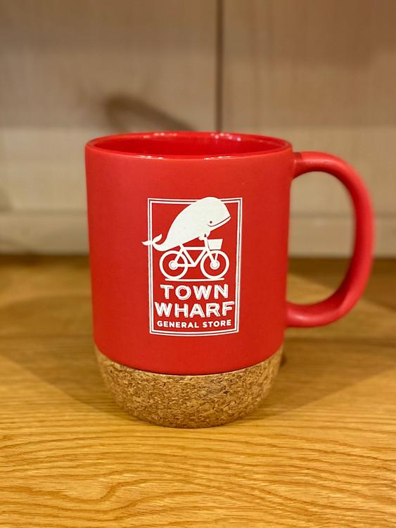 TWGS Logo Ceramic Beck Mug (Red)