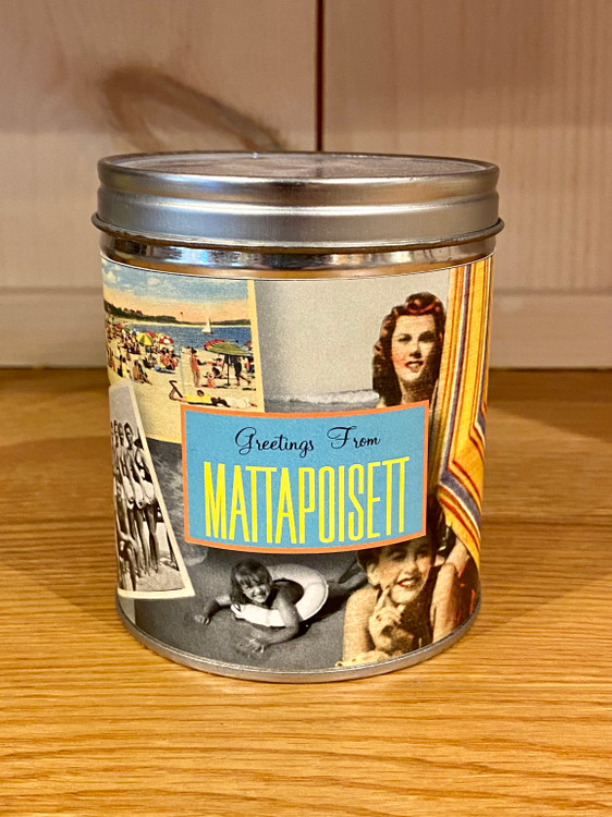 Aunt Sadie's - Greetings from Mattapoisett Candle