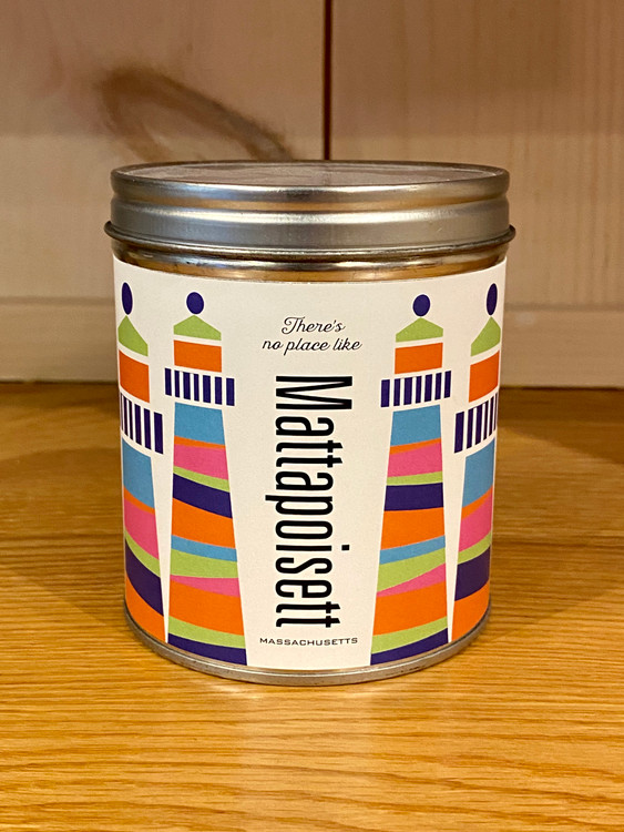 Aunt Sadie's - Mattapoisett Lighthouse Candle