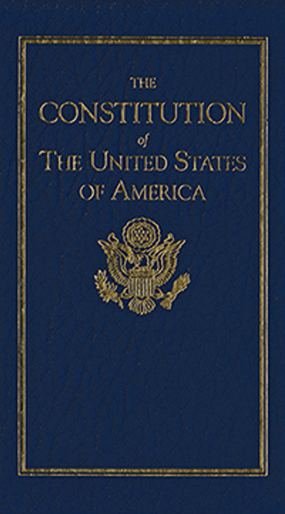 Applewood Books - Pocket-Sized American Constitution