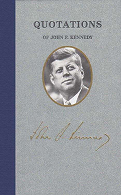 Applewood Books - Quotations of John F. Kennedy
