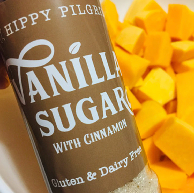 Hippy Pilgrim - Vanilla Sugar w/ Cinnamon