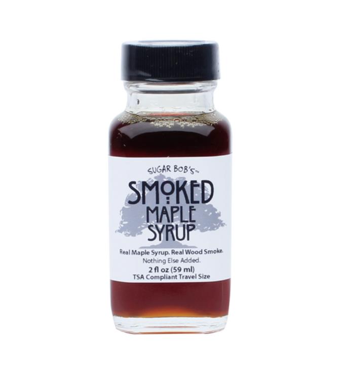 Sugar Bob's - Smoked Maple Syrup (2 oz TSA Compliant Travel Size)