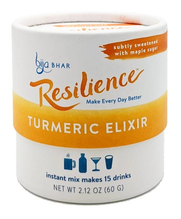 Bija Bhar - Resilience Turmeric Elixir Canister