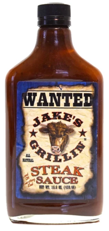 Jake's Grillin - Steak Sauce