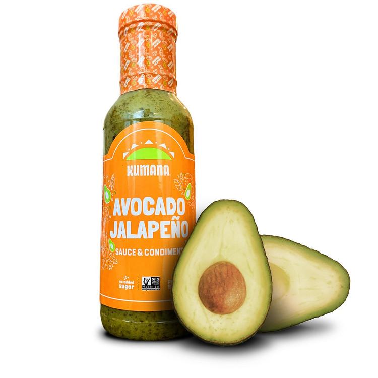 Kumana - Avocado Jalapeño Sauce