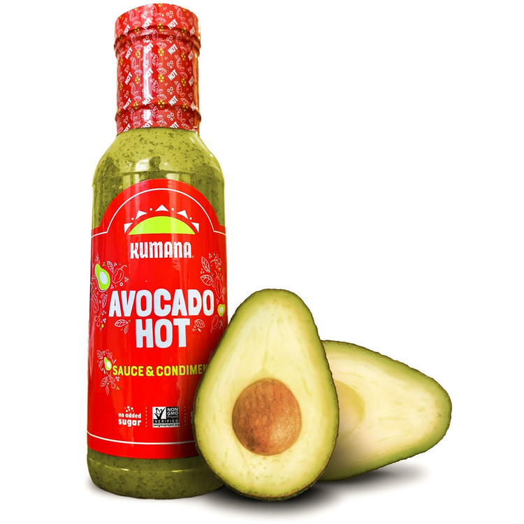 Kumana - Avocado Hot Sauce
