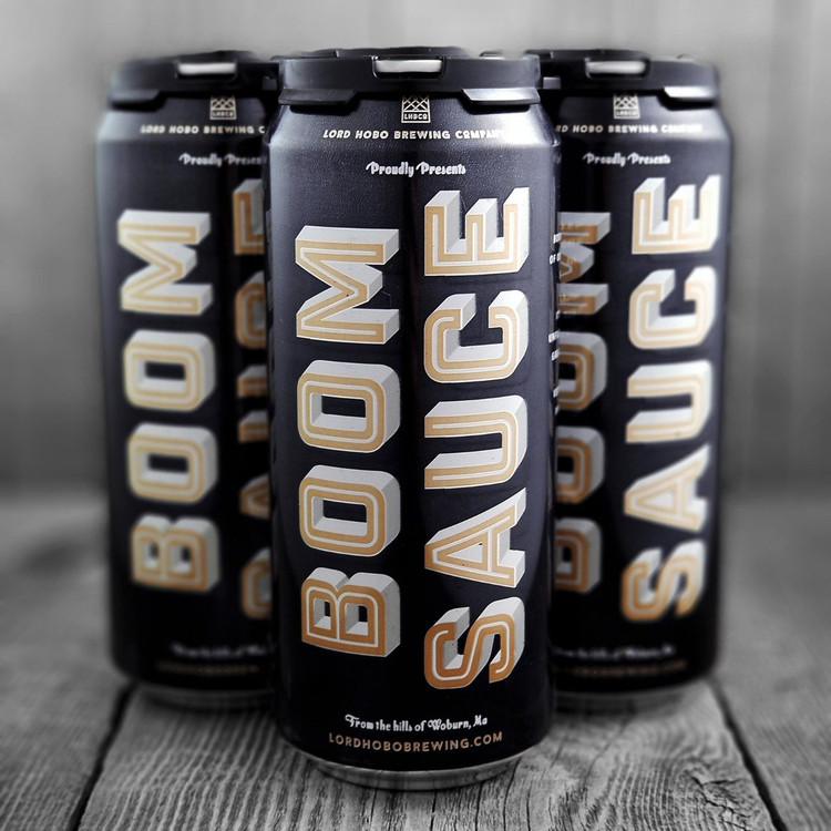 Lord Hobo Brewing Co - Boomsauce Double IPA