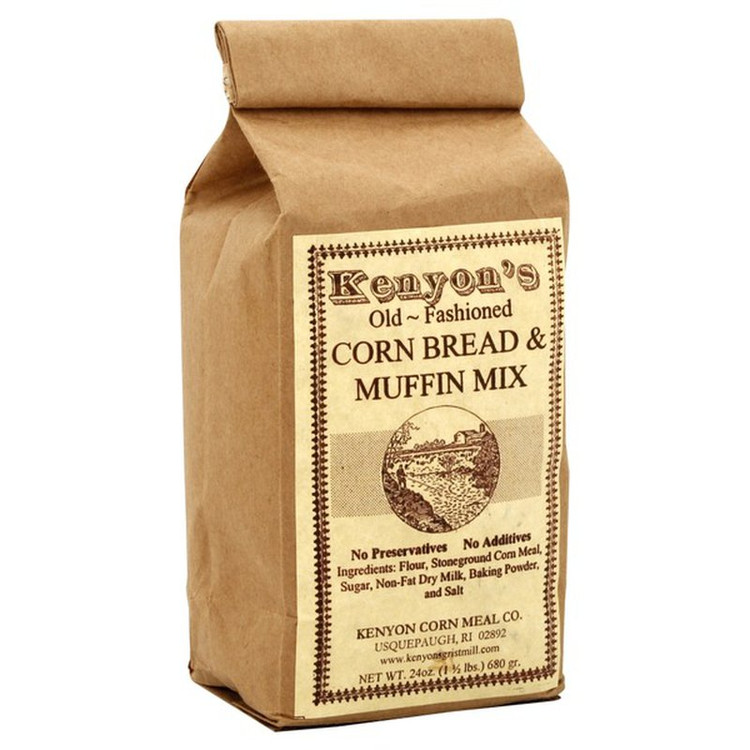 Kenyon's - Old Fashioned Corn Bread & Muffin Mix