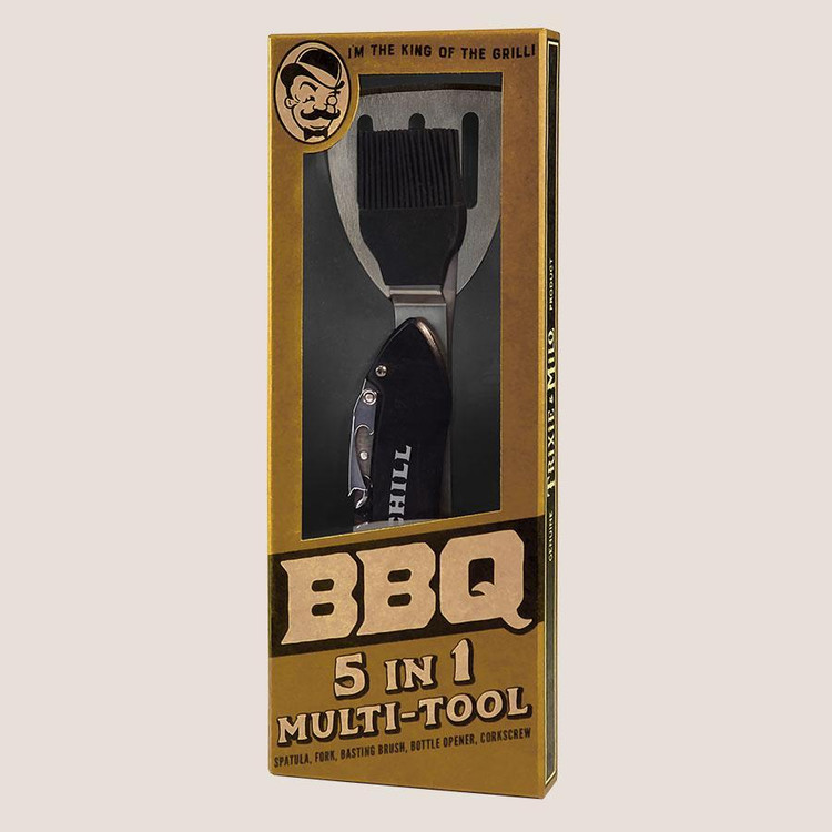 Trixie & Milo - 5-In-1 BBQ Multi-Tool