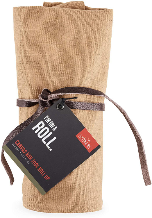Foster & Rye - Canvas Bar Tool Roll Up