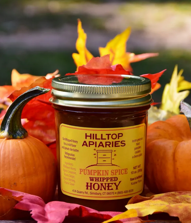 Hilltop Apiaries - Pumkin Whipped Honey