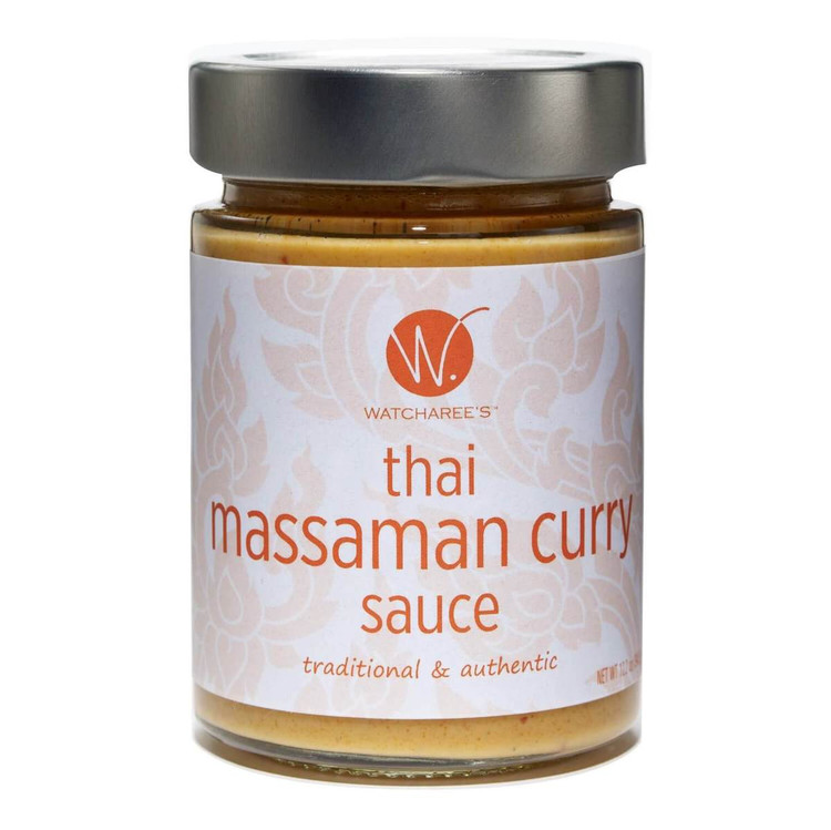 Watcharee's - Thai Massaman Curry Sauce