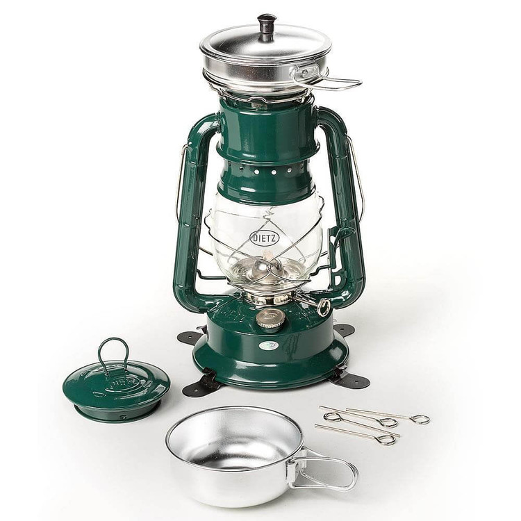 Dietz - 2000 Millennium Warm-it-Up Lantern