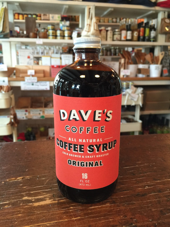 Dave's Coffee Syrup - Original