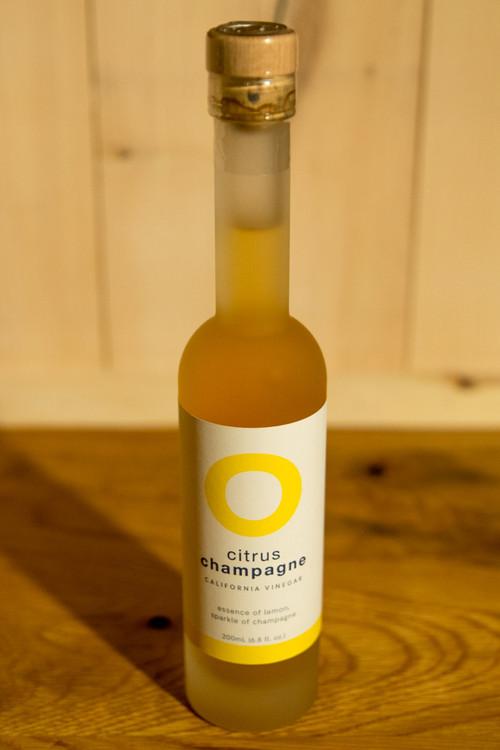 O - Citrus Champagne California Vinegar
